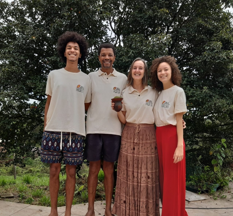 Quinta da passiflora