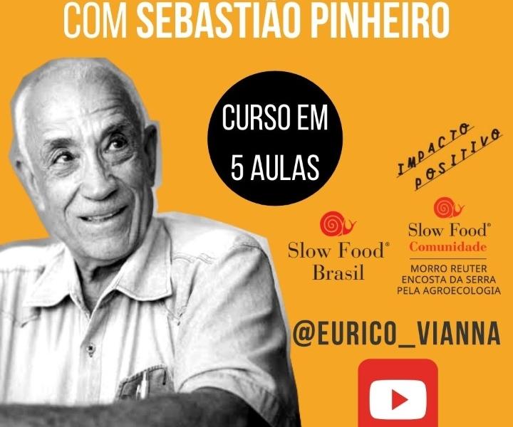 SOLO SADIO, PLANTA SÃ, COMIDA SAUDÁVEL, NOOESFERA – Curso do Sebastião Pinheiro