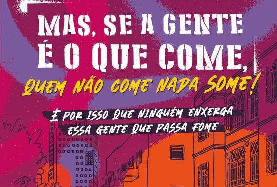 """Lançamento do livro """"MAS, SE A GENTE É O QUE COME, QUEM NÃO COME NADA, SOME"""", de Ana Mattos"""
